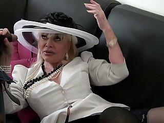 Irma une vielle bourgeoise..