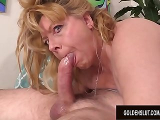 Hot Mature Sex with Slutty..