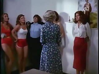 The girls hostel, full..