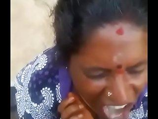Tamil hot village aunty..
