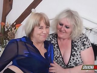 grannies best friends fuck..