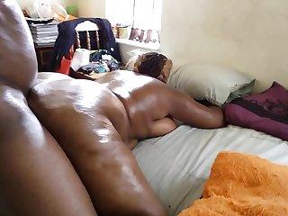 Fucking big booty granny..