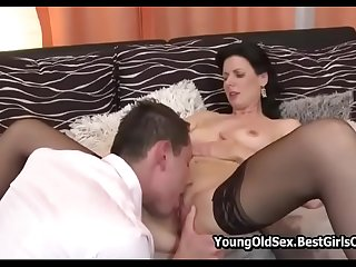 Hot Milf Enjoy Fuck Time..