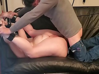 Mom Forced Fucked In Her Ass..