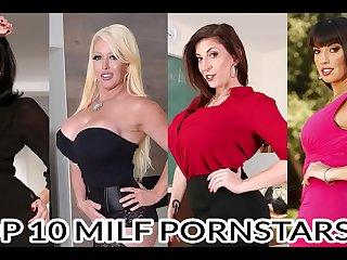 Top 10 Greatest Milf..