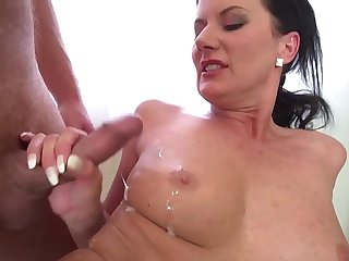busty sporty mom fucked by..