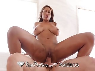PUREMATURE Huge Booty MILF..