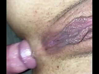 Fucking my passed out wife..