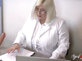 AgedLovE Sexologist Hardcore..