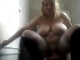 Russian Mature Stepmom and..