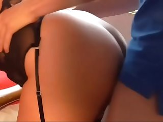 Mom Fucked Real Hard By Her..