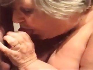 Old Fat Slut BBW Granny..