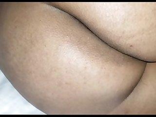 Esposa ass wife dormida
