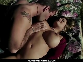 MomsWithBoys  Big Tit Horny..