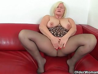 English milf Christina X..