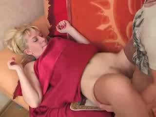 MILF Fucks Sons Friend