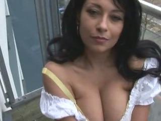 Mature busty Danica..