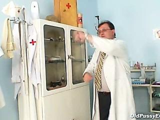 Nada visits her gyno doctor..