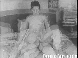 Vintage 1950s Porn  Peeping..
