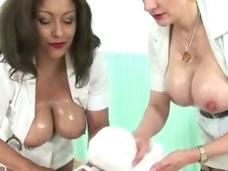 Femdom fetish mature nurses..