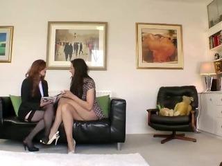 Sexy lesbians ladies start..