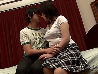 J Aged Momoko Uchida 40yo..
