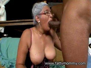 Mature granny Eva seventy..