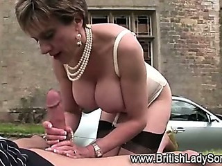 Older whore sucks fucks and..