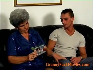 Granny Shila with her..
