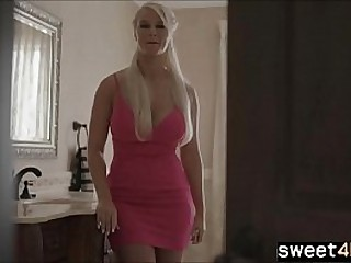 big tits mom is horny for..