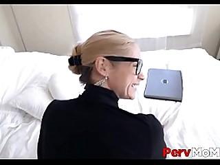 Big Tits MILF Stepmom..