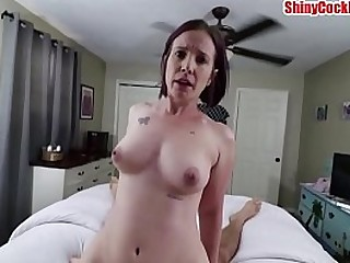 Son Learns SexEd From Caring..