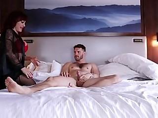MILF SEXY VANESSA getting..
