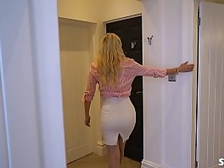 MILF Sucks & Makes Her..