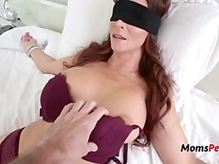Son Tricks HOT Mom