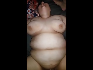 BBW Cum Slut Gets Used And..