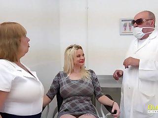 OldNannY Dental Clinic Pussy..