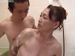 Japanese Granny Horny Full..